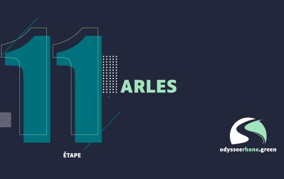 ÉTAPE 11 : ARLES