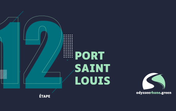 ÉTAPE 12 : PORT-SAINT-LOUIS