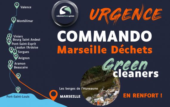ÉTAPE 11 : OPERATION COMMANDO MARSEILLE