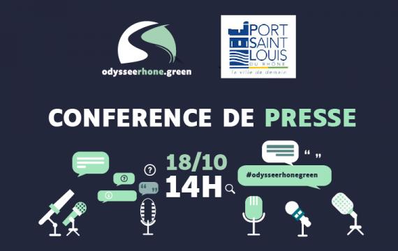Conférence de Presse – Port Saint Louis